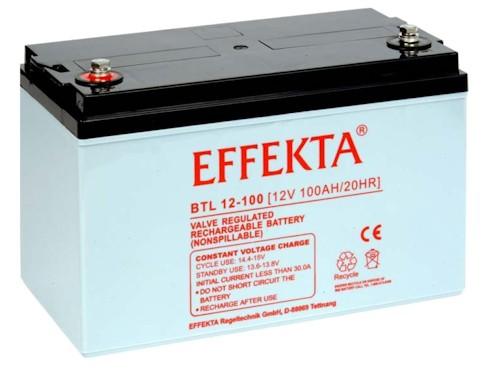 EFFEKTA BTL 12-100 / 12V 100Ah