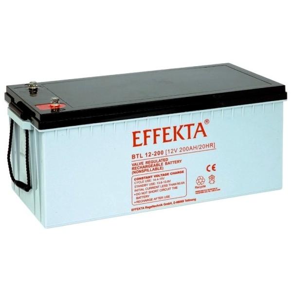 EFFEKTA BTL 12-200 / 12V 200Ah