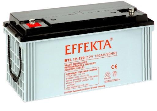 EFFEKTA BTL 12-120 / 12V 120Ah